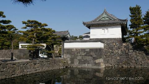 东京街景(二十):皇居