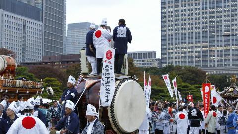 九分钟看完日本历史
