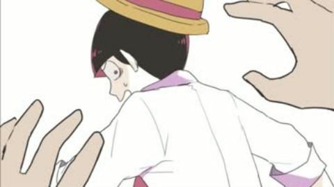 【手描き】なんかの松