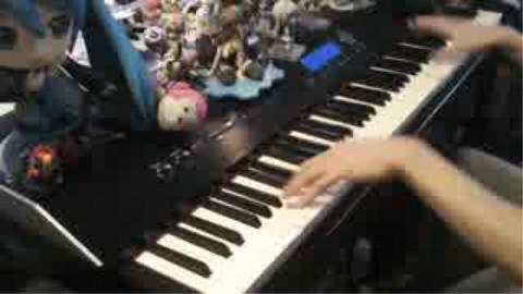 【触手猴】unravel【钢琴演奏】