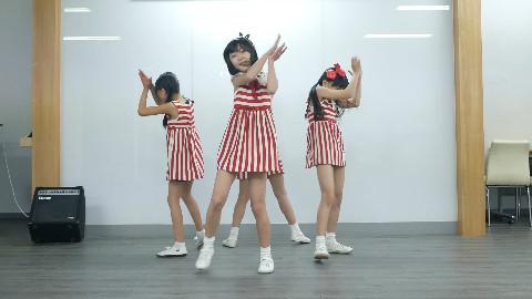 【프리티 Pritti】萝莉萌妹的舞蹈