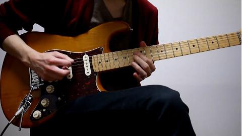 きこり(JKDK、 KIKORI)—Anison Guitar Medley4[2016.3.20]