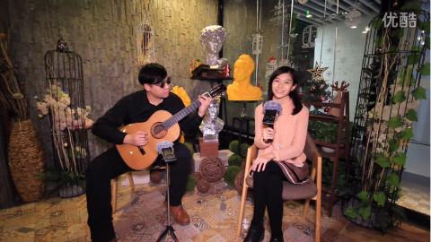 吉他弹唱 郝浩瀚和李盈盈