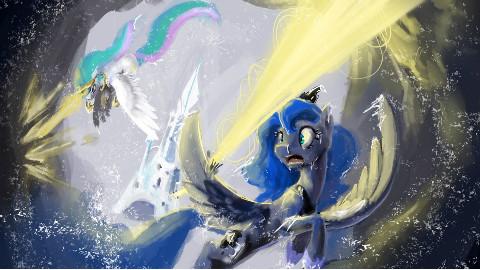 【补档】我的小马驹:友谊是魔法 S06E02 - 水晶洗礼(下)【潮汐字幕组】