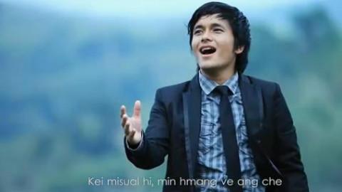 【缅甸良曲】ANDREW- Min Hmang Ve Ang Che