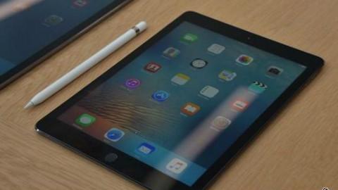 小iPad pro9.7寸开箱及小测