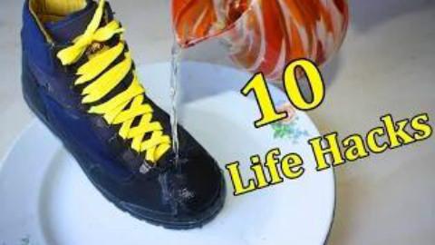 10个改变你生活的小技巧