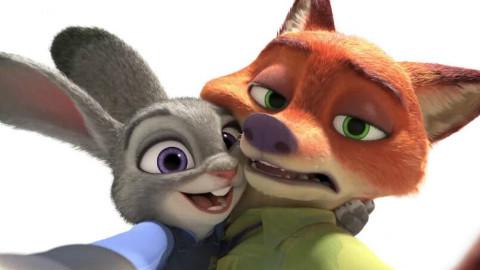 【漫评】疯狂动物城,为什么我们会对一只兔子和狐狸发情?