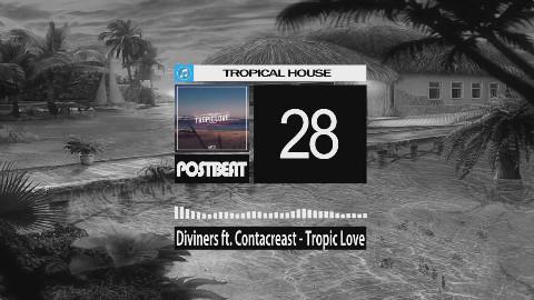 Diviners feat. Contacreast - Tropic Love