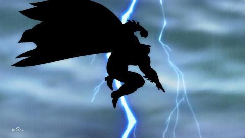 【DC漫画 蝙蝠侠】黑暗骑士归来:蝙蝠侠大战超人