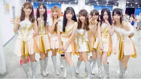 【FJT48】【舞艺超群2016】酱铺专场-first rabbit