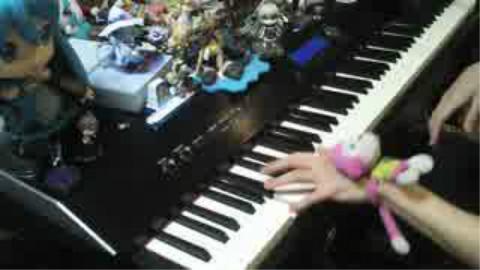 【触手猴】致爱丽丝【钢琴演奏】
