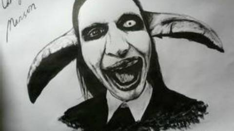 Marilyn Manson - 2012 - Hey, Cruel World