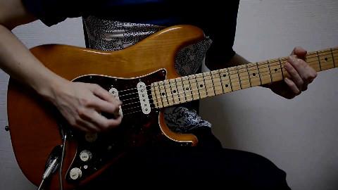 きこり(JKDK、 KIKORI)—ONE OK ROCK GUITAR MEDLEY