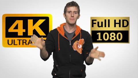 【官方双语】标清转4K?黑科技?#电子速谈