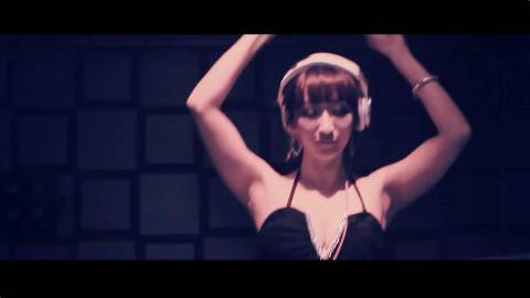 Instreet电音 台中X CUBE夜店美女DJ嗨爆全场