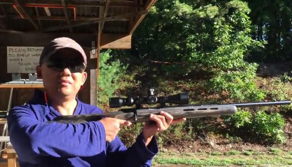 【北美报哥】美国最流行的点17HMR小口径猎枪