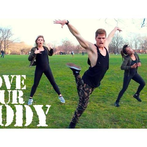 sia - move your body | the fitness marshall | dance workout