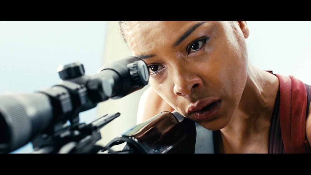 好莱坞火爆科幻动作大片, 彪悍生猛的杀戮场面, 看得让人惊心动魄