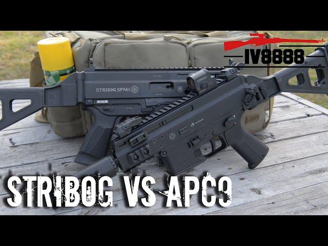 stribog vs apc