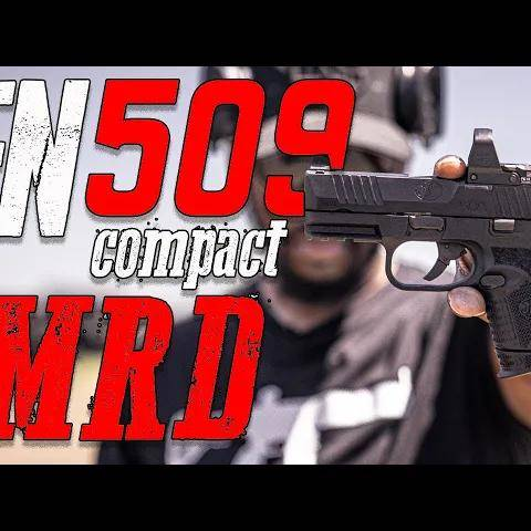 fn 509 compact mrd first mag review | i didn t care about it,but now i really like it!