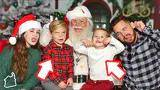 what santa told our kids!*naughty or nice list?
