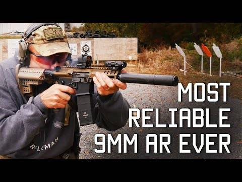 most reliable 9mm ar ever | tactical rifleman