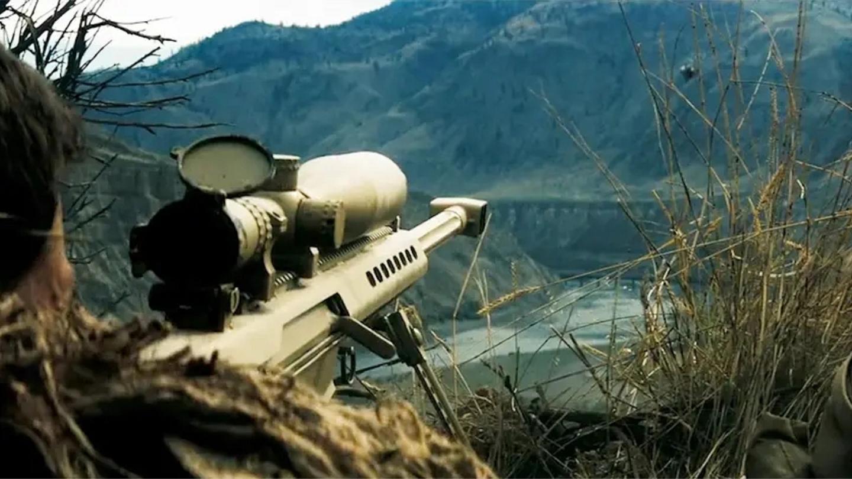 狙击: 这才叫反器械狙击枪, 这才叫真正的大炮, 全程精彩高能炸裂