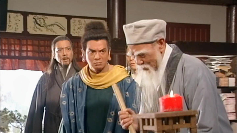天龙八部: 扫地僧出场, 不愧是金庸佛教第一人, 鸠摩智都没发现他