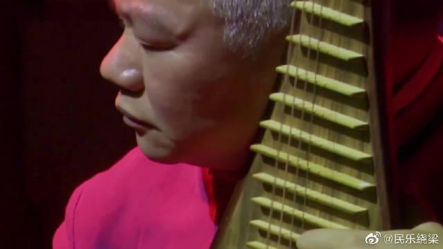 五弦#琵琶#方独秀日本演奏《十面埋伏》...