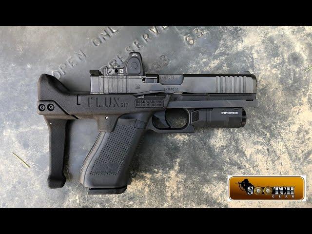 Flux Defense Glock Brace Review