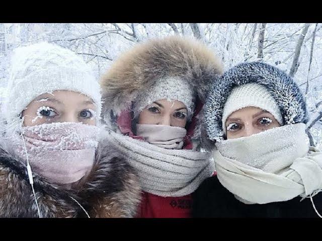 71.2度超低温,奥伊米亚康的村民是如何生存的,看完真佩服他们!