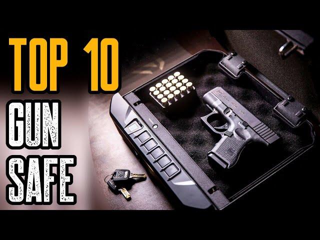 top 10 best gun safe for the money