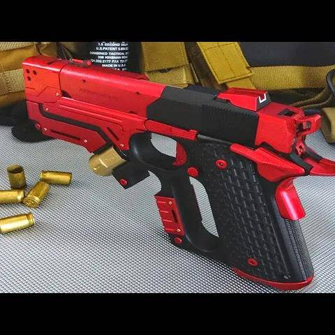 most powerful airsoft guns in the world
