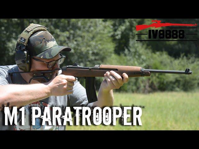 auto ordnance m1 carbine paratrooper