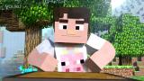 我的世界Minecraft动画: 神奇的魔力箱子_高清