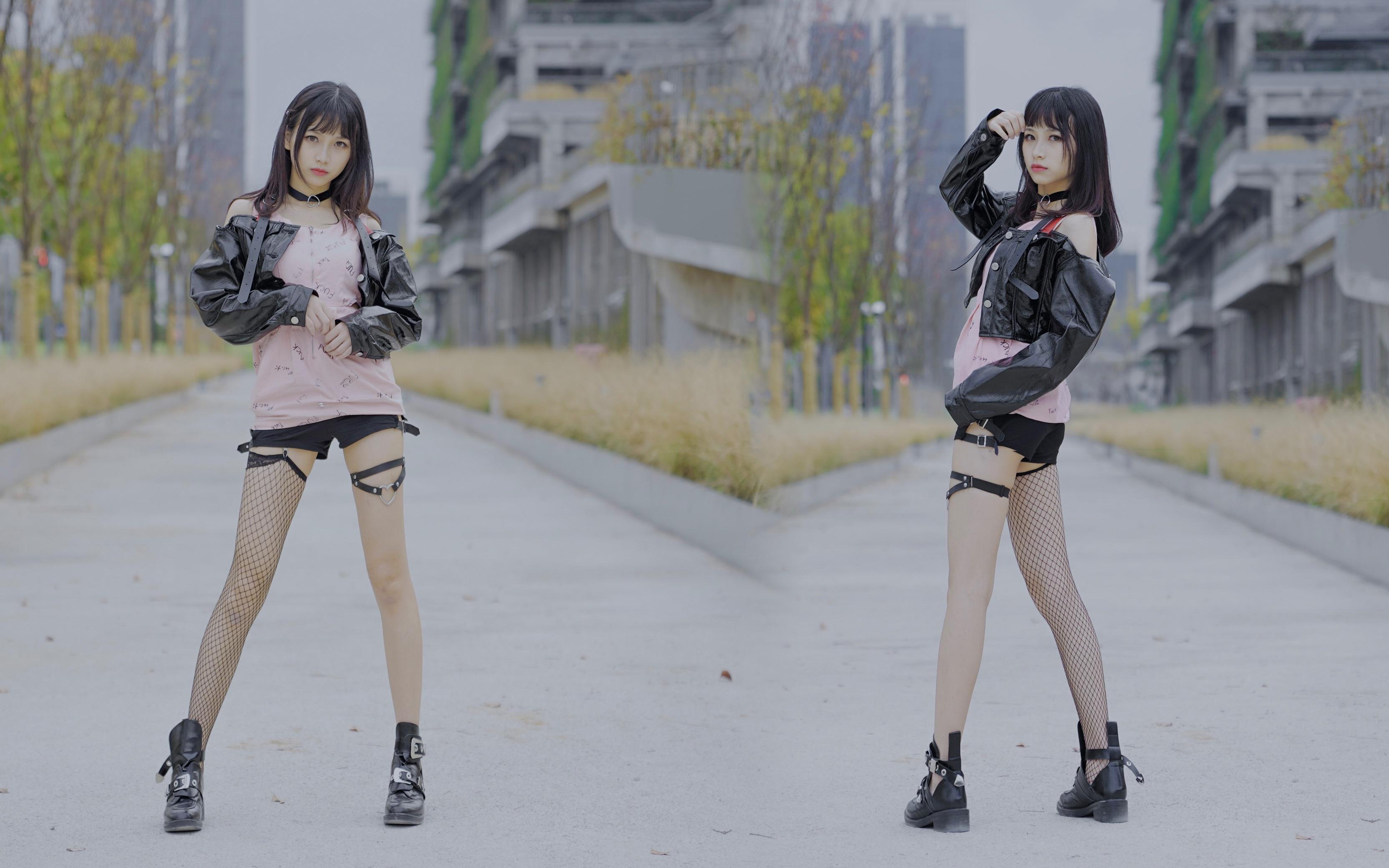【青鸢】Hip️皮衣超A的姐姐~爆头!