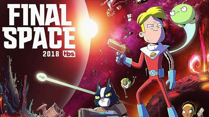 Final Space 太空终界 第一季
