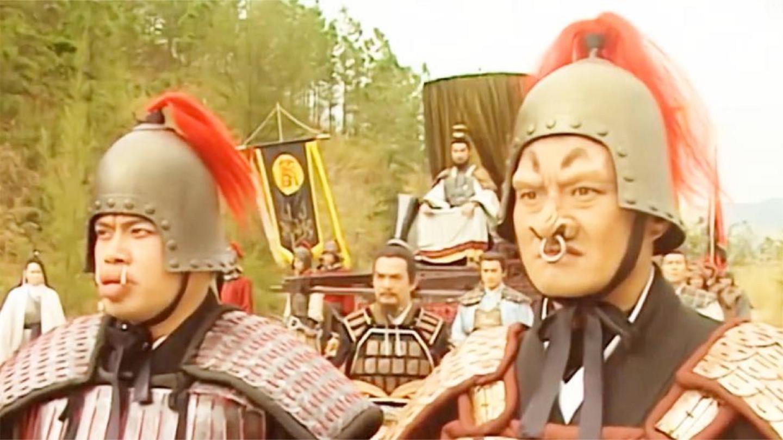 封神: 纣王请来众多神仙帮忙, 与对方打赌, 谁输了就退后300里!