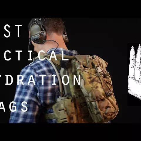 basics of  tactical  hydration (iceplate,msr,camelbak,source