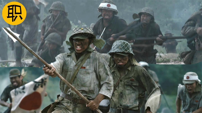 鬼子的死亡冲锋有多恐怖? 4000人冲锋, 美军4.5万人直接赶尽杀绝