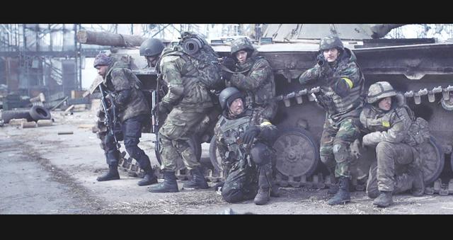 乌克兰战争大片, 乌军特种兵激战俄军特种兵, 王牌部队巅峰对决