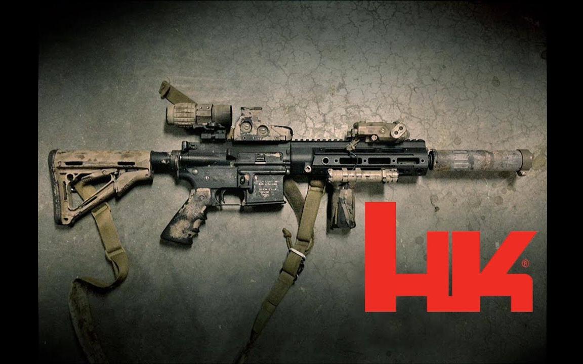 【中文字幕】LAV专辑: 军用HK416与民用HK MR556之比较