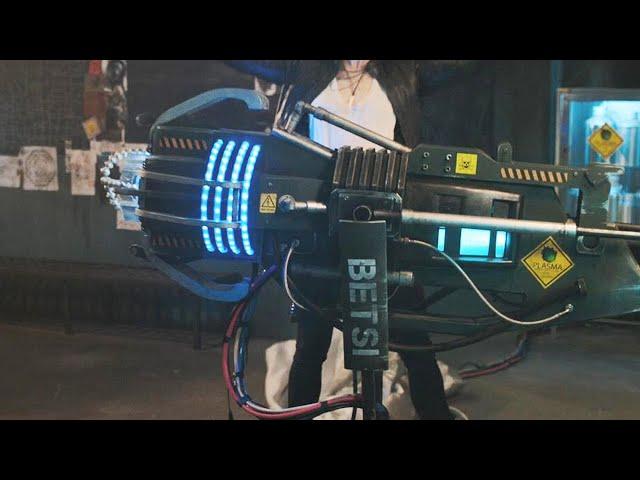 未来时代,猎魔人升级离子电磁炮,瞬间击杀恶魔首领