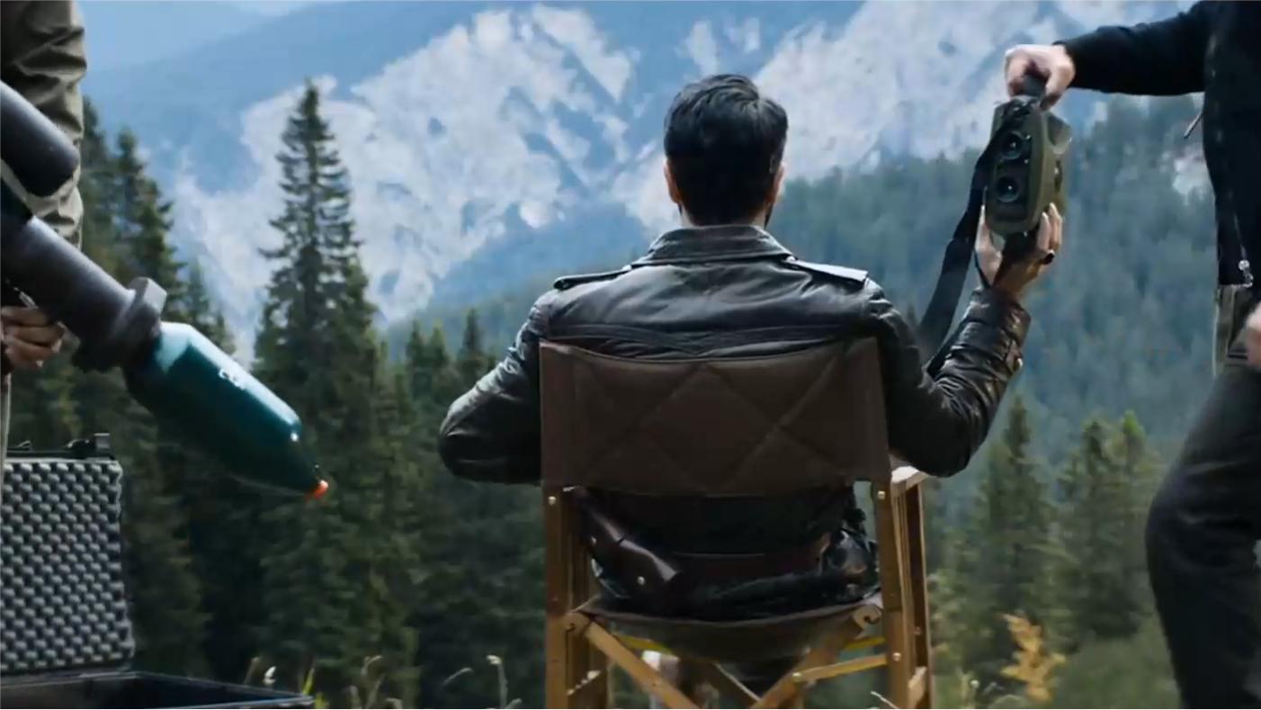 冰峰: 这是我震撼的美国大片, 残暴猎杀精彩绝伦, 全程热血沸腾