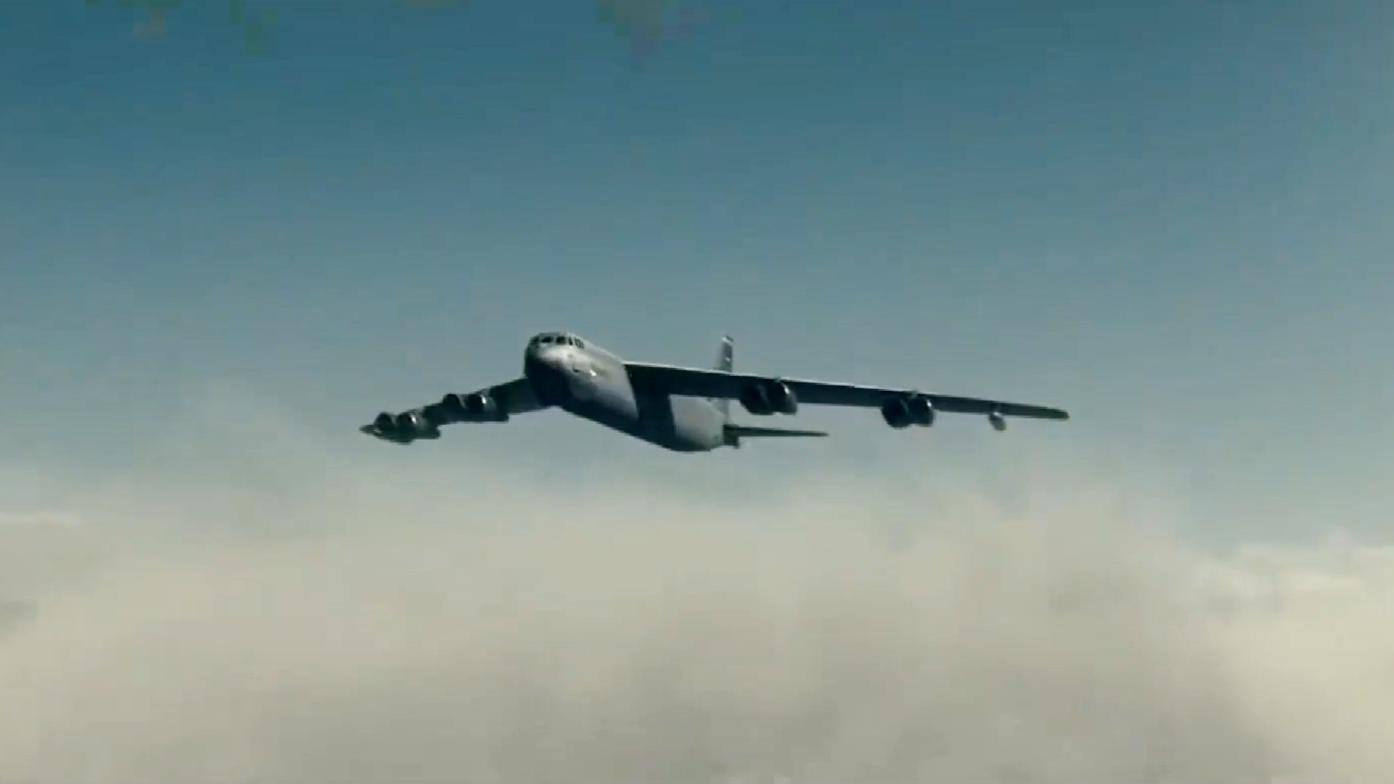 勇士: 武装狂匪仗着人多嚣张, 美军呼叫轰炸机, 精准覆盖全面轰炸