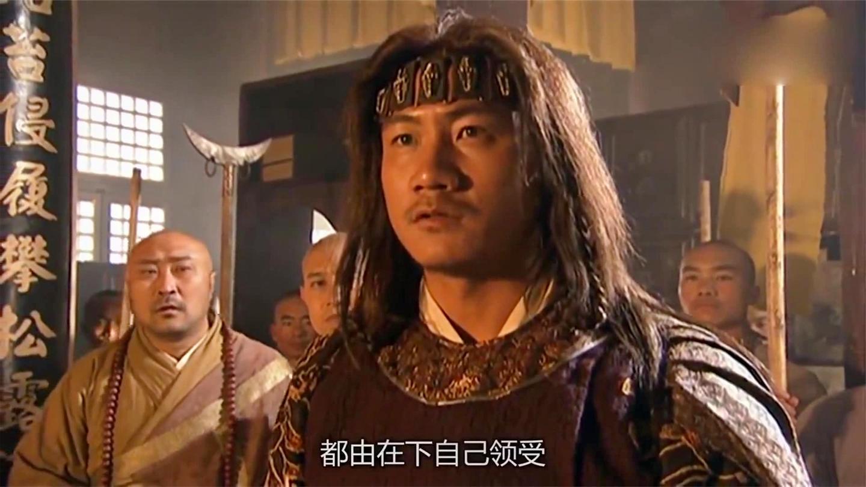 天龙八部: 扫地僧施展少林绝技, 连乔峰都自愧不如, 称他为神僧