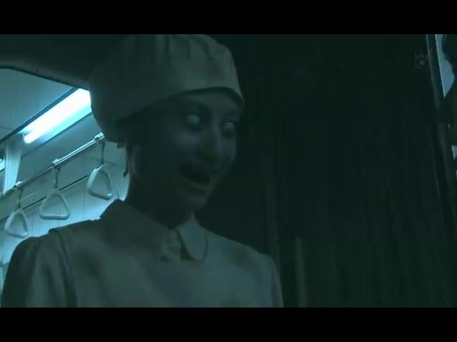 几分钟看完日本经典恐怖剧《毛骨悚然撞鬼经2012夏季篇》