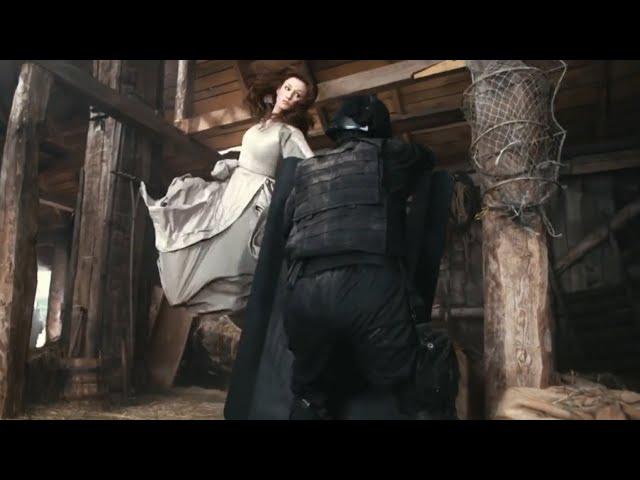 特警队围攻一个村姑,没想到她比快银还快,被虐到全军覆没!