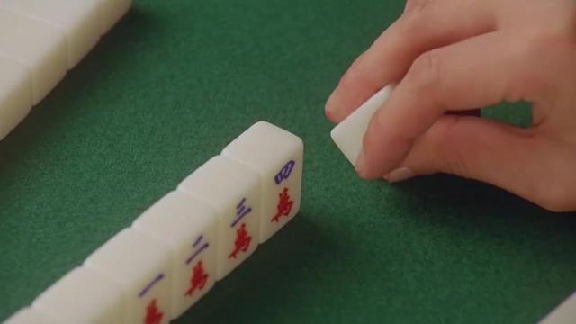 无名小子: 高手打麻将, 不听三张独听绝张七万, 对家难受了!